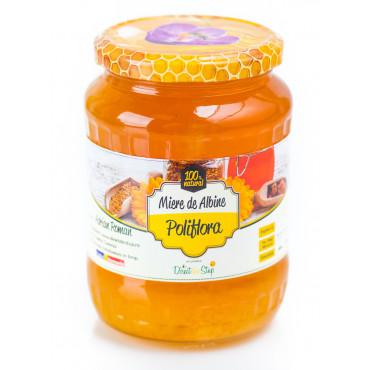 Miere de albine Poliflora 950g