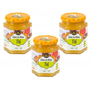 Miere de albine Tei 3 X 950g